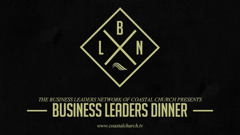 Businesss Leaders Dinner
