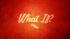 WHAT IF............WE DREAMED BIG DREAMS?
