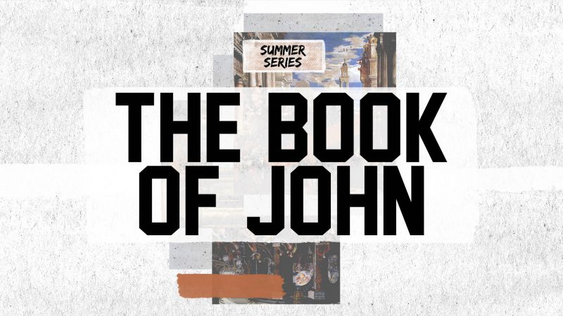 """The Book Of John"" Lessons From The Upper Room"