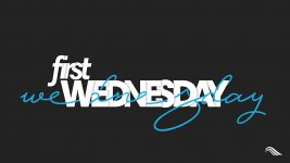 First Wednesday // Blessed, Broken, and Given Away
