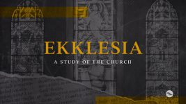 Ekklessia | Communion